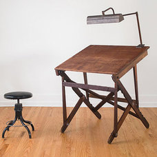 Eclectic Drafting Tables by Etsy