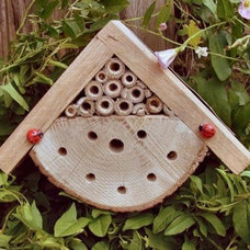 Traditional Birdhouses Bug Box Insect Habitat