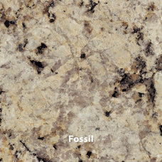 Contemporary Bathroom Countertops by National Marble Products