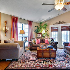 Living Room by Shannon Williams Photography