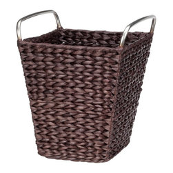 Creative Bath - Creative Bath Metro Wastebasket - 31023-ES - Shop for Wastebaskets from Hayneedle.com! About Creative BathFor over 30 years Creative Bath has developed innovative stylish bathroom decor items. They have grown exponentially and now you can find their products in major retail and online stores around the world. From shower curtains to soap dishes and everything in between Creative Bath brings you high quality items to enhance your lifestyle.