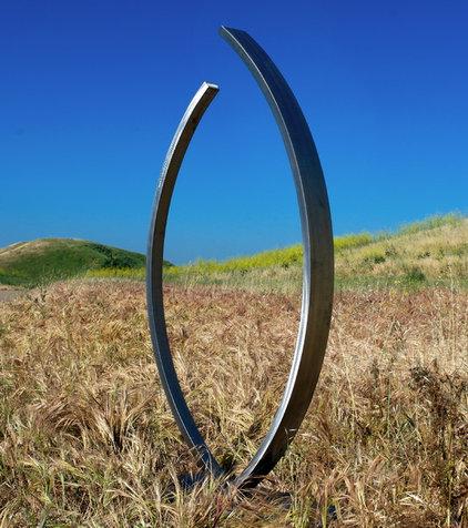 Modern Garden Sculptures by TerraSculpture