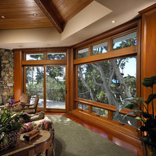 contemporary windows by Quantum Windows & Doors, Inc.