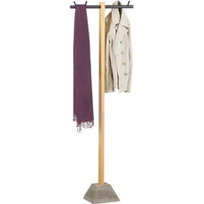 modern coat stands and umbrella stands by CB2
