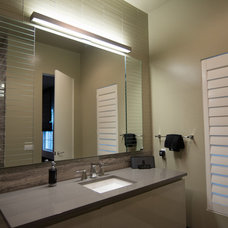 Contemporary Mirrors by Mirage Mirror & Glass