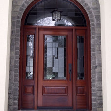Transitional  by Riverside Door and Trim