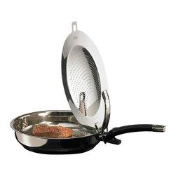 "Fissler - Clippix Hook-in Spatter Shield - ""Clippix Hook-in Spatter Shield"