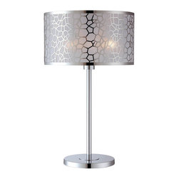 Lite Source - Lite Source LS-22210C Kyra Table Lamp - Lite Source LS-22210C Kyra Table Lamp