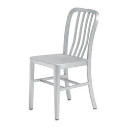 Nuevoliving - Nuevo Living Soho Dining Chair - Aluminum - Features: