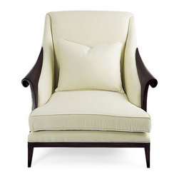 Christopher Guy 60-0034 Chair - This is one of my all-time favorite chairs. The lines are stunning yet simple.