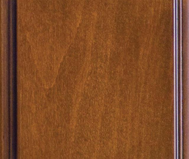 Wood Finishes - Stain Glaze
