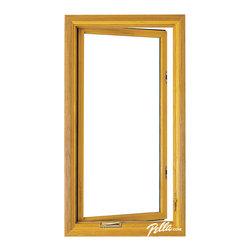 Pella® Architect Series® casement window - Features