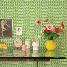 modern wallpaper by Galbraith & Paul
