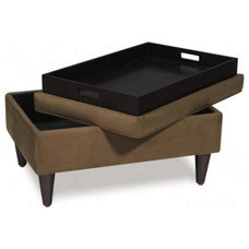 Contemporary Footstools And Ottomans by Homewoods Creation