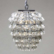 G7-405/1 Gallery Wrought [With Crystal] CHANDELIER PENDANT
