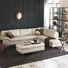 Contemporary Living Room by Bloomingdale's