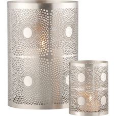 modern candles and candle holders by CB2