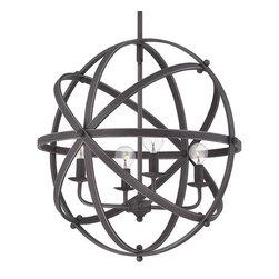 Savoy House - Savoy House 7-4353-4 Dias 4 Light Multi Light Pendant - Features: