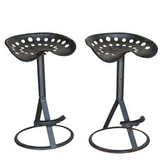 Traditional Bar Stools And Counter Stools by Uniquities Architectural Antiques & Salvage