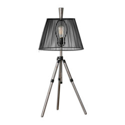 Armada Tripod Table Lamp