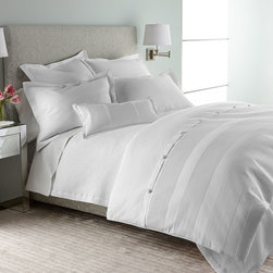 Charisma - Two Standard Madison Pillowcases - CharismaTwo Standard Madison PillowcasesDesigner About Charisma:Charisma linens are known for an understated elegance with attention to detail and quality workmanship. The Charisma collection includes fine bedding and towels crafted from luxurious fabrics such as Egyptian cotton and Supima cotton for a truly soft touch that endures.