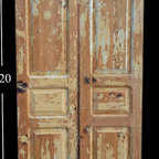 Doors Antique, Reclaimed  and Salvaged - Antique Wooden Doors by Ancient Surfaces.