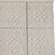 Traditional Tile by RTC Tile Engravers