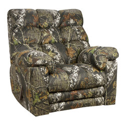 Chelsea Home Furniture - Chelsea Home Asheville Recliner in Mossy Oak - Recliner in Mossy Oak belongs to Asheville Collection by Chelsea Home Furniture Providing home elegance in upholstery products such as recliners, stationary upholstery, leather, and accent furniture including chairs, chaises, and benches is the most important part of Chelsea Home Furniture's operations. Bringing high quality, classic and traditional designs that remain fresh for generations to customers' homes is no burden, but a love for hospitality and home beauty. The majority of Chelsea Home Furniture's products are made in the USA, while all are sought after throughout the industry and will remain a staple in home furnishings. Recliner (1)