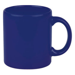 Waechtersbach - Set of 4 Mugs Fun Factory Royal Blue - Make mornings lively with these blue Waechtersbach Fun Factory Mugs. Available in a variety of bold hues, these mugs are a must-have for every coffee lover.
