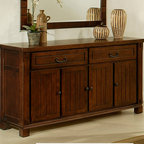 AYCA Furniture - Fergus County Buffet - Fergus County Buffet