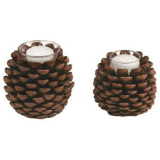 Contemporary Candles And Candle Holders by Amazon