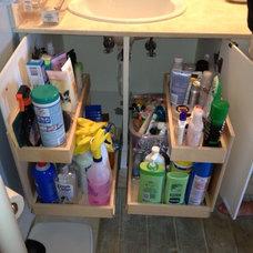Bathroom Storage by ShelfGenie of Miami
