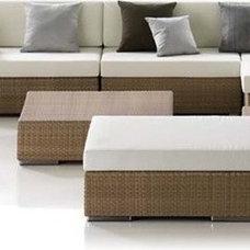 Tropical Outdoor Sofas by DefySupply.com