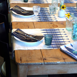 Runners or double placemats! -