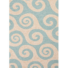 Beach Style Outdoor Rugs by Indeed Decor