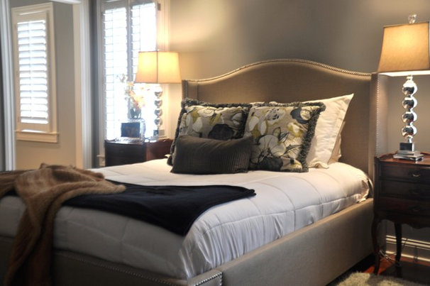 Traditional Bedroom by Robin LaMonte/Rooms Revamped