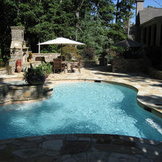 Eclectic Hot Tub And Pool Supplies by Elite Landscape Services, LLC