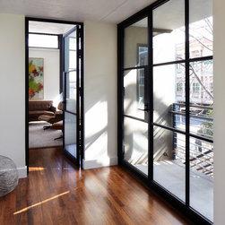 Rehme Original Series - Custom Steel Window & Door - Rehme Original Series