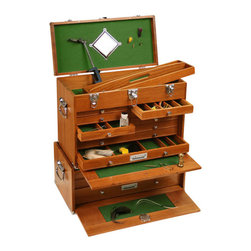 Gerstner International - Hobby Chest and Base Set - Gerstner International GI-531-B530 - The Gerstner International GI-531/B-530 Chest and Base Set is a 2 in 1 set. These combo chests compliment each other to make a great storage solution. (Can be used as a pair or as stand alone)