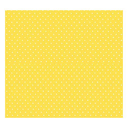 "SheetWorld - SheetWorld Fitted Oval Crib Sheet (Stokke Sleepi) - Primary Pindots Yellow Woven - This luxurious 100% cotton ""woven"" oval crib (stokke sleepi) sheet features white pindots on a solid yellow background. Our sheets are made of the highest quality fabric that's measured at a 280 tc. That means these sheets are soft and durable. Sheets are made with deep pockets and are elasticized around the entire edge which prevents it from slipping off the mattress, thereby keeping your baby safe. These sheets are so durable that they will last all through your baby's growing years. We're called SheetWorld because we produce the highest grade sheets on the market today. Size: 26 x 47."