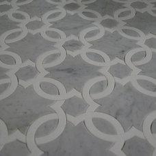 Modern Tile by Klutch Design, LLC