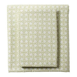 Grass Trellis Sheet Set