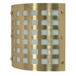 "Nuvo Lighting - Nuvo Lighting 60-941 2-Light CFL 12"" Wall Fixture (2) 18W GU24 / Lamp - Nuvo Lighting 60-941 2-Light CFL 12"" Wall Fixture (2) 18W GU24 / Lamps Included"