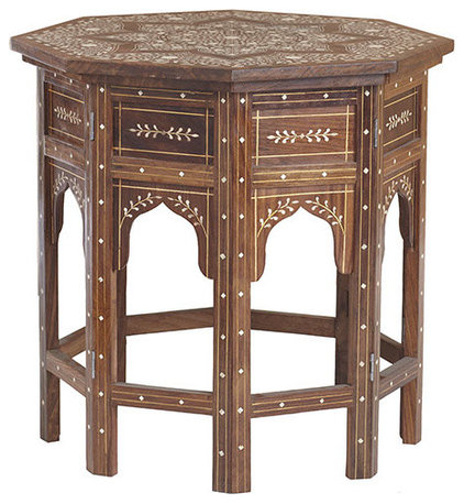 Eclectic Side Tables And Accent Tables by Wisteria