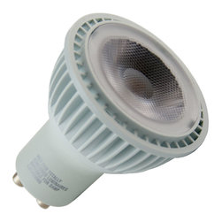 SunSun - SunSun Lighting 7W MR16, Flood LED, Neutral White, Dimmable - SUNSUN LIGHTING SI-XMR16GU10D07-30SV-36. LED replacement for 50W GU10 base MR16 halogen.