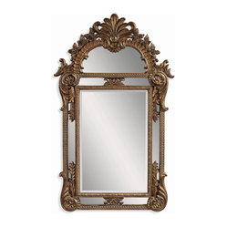 European Vertical Wall Mirror