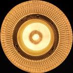 European vintage industrial furniture - Industrial pendant light no. 24