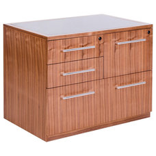 Contemporary Filing Cabinets And Carts by Inmod