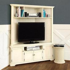 Traditional Media Storage by Ballard Designs