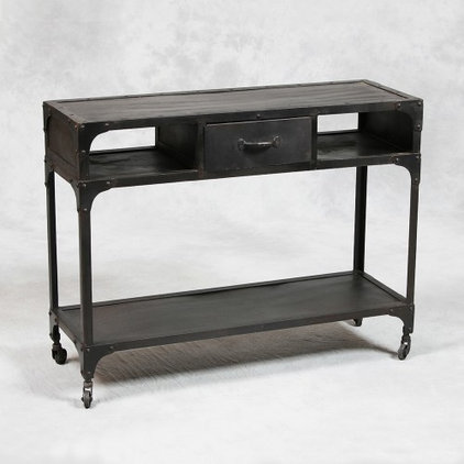 modern side tables and accent tables by Dooleys Furniture